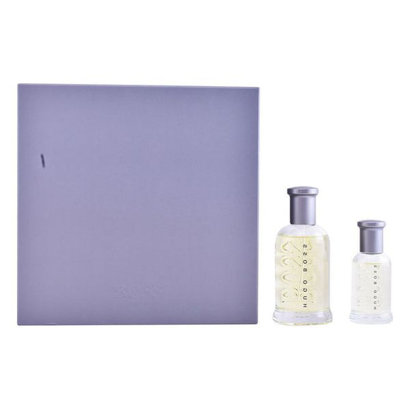 Men's Perfume Set Bottled Hugo Boss-boss (2 pcs)