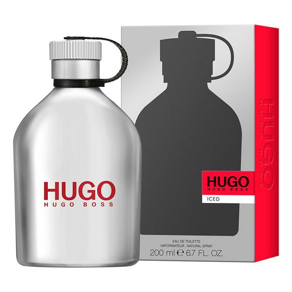 Men's Perfume Hugo Iced Hugo Boss (200 ml)