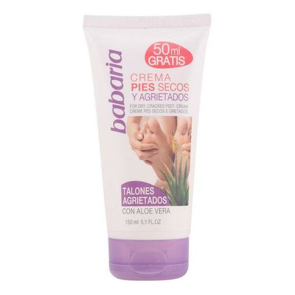 Moisturising Foot Cream Babaria