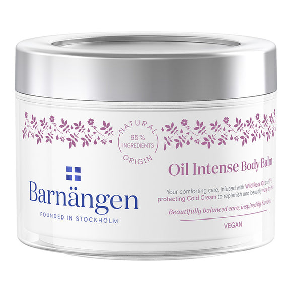 Moisturising Body Balm Oil Intense Barnängen (200 ml)