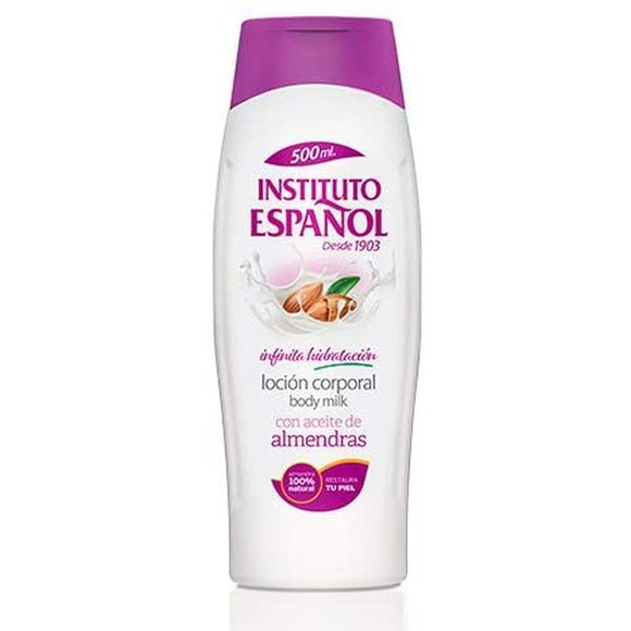 Body Lotion Almendras Instituto Español (500 ml)
