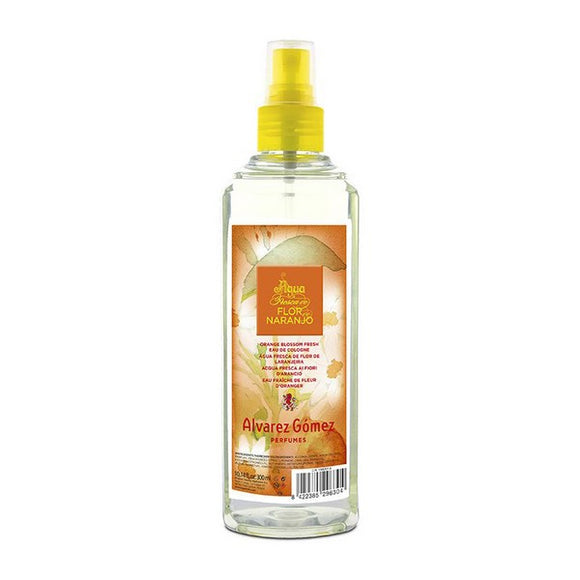 Unisex Perfume Orange Blossom Fresh Alvarez Gomez EDC (300 ml)