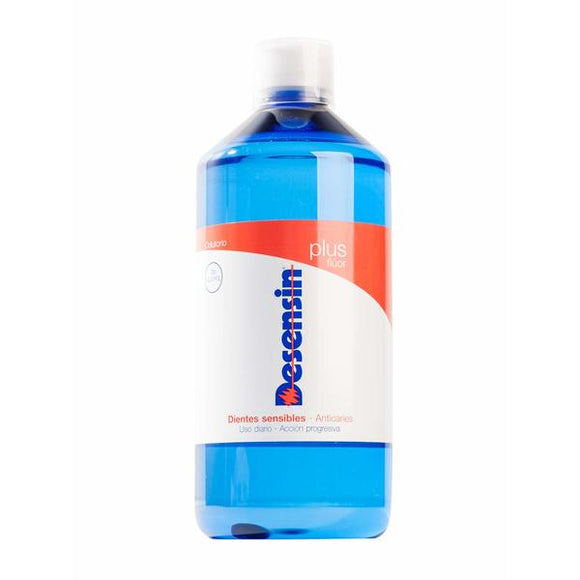 Mouthwash Desensin Plus Sensitive Teeth 1000 ml (Refurbished A+)