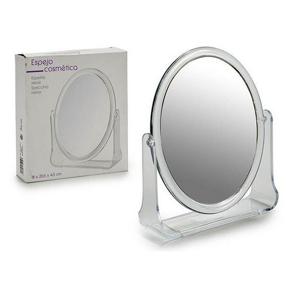 Mirror with Mounting Bracket Methacrylate