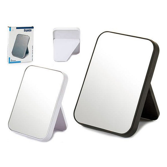 Mirror with Mounting Bracket Plastic