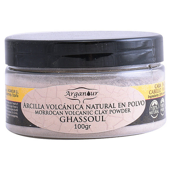 Clay Mask for Face and Hair Ghassoul Arganour (100 g)