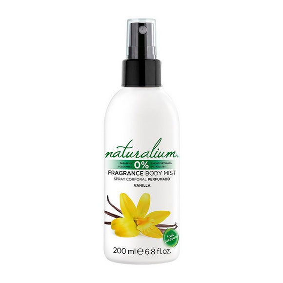 Body Mist Vainilla Naturalium (200 ml)