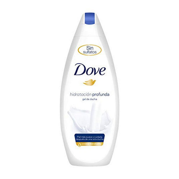 Shower Gel Dove 600 ml (4 uds) (Refurbished A+)