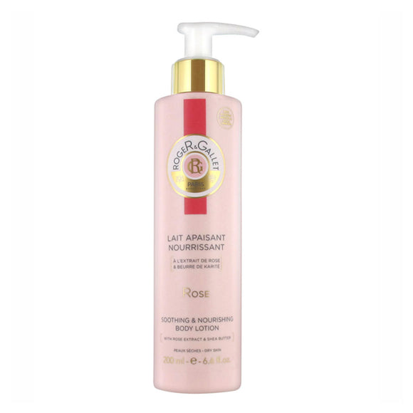 NutritiveBody Milk Rose Fondant Roger & Gallet