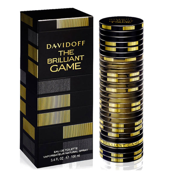 Men's Perfume The Brilliant Game Davidoff EDT (100 ml)
