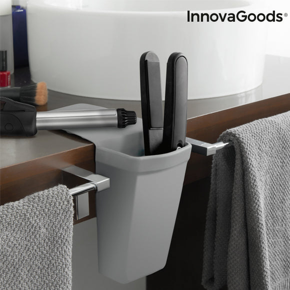 InnovaGoods Silicone Straightener Holder