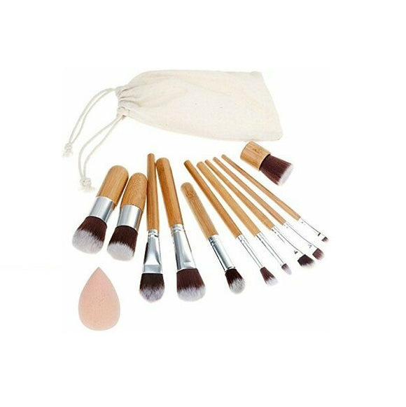 Set of Make-up Brushes Rovtop (11 pcs) (Refurbished A+)