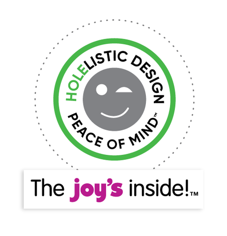 HOLEistic Design for Peace of Mind