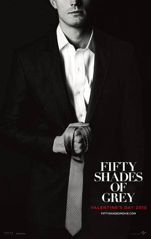 Fifty Shades of Grey Movie Poster Review