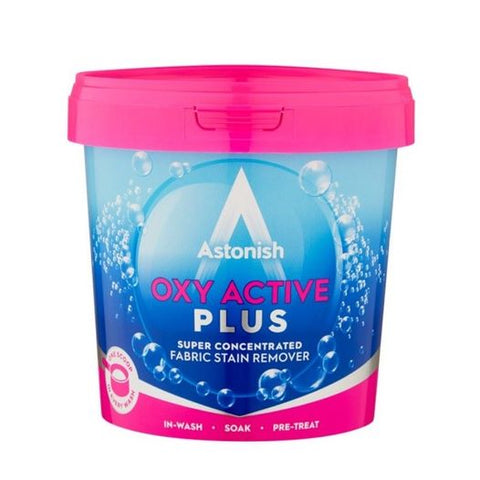 Пятновыводитель Astonish Oxy Active Plus, 1 кг.
