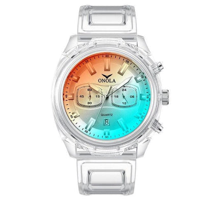 ONOLA Colorful Chronograph Watch - ONOLA