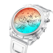 ONOLA Colorful Chronograph Watch