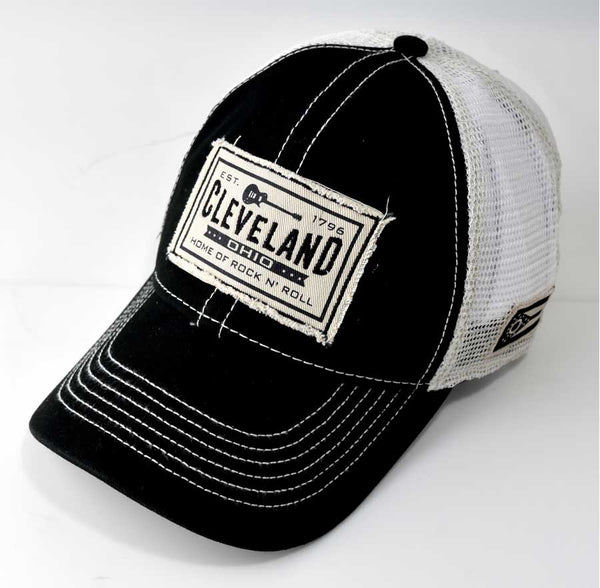 Cleveland Guitar Ohio Trucker Hat