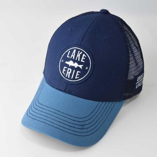 Lake Erie Hat - Structured Trucker Hat