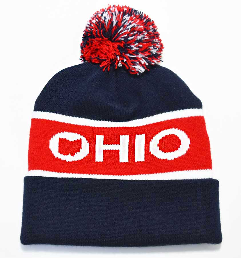 ce93db98471 Ohio Classic Cuffed Knit Hat - American Made – Good River