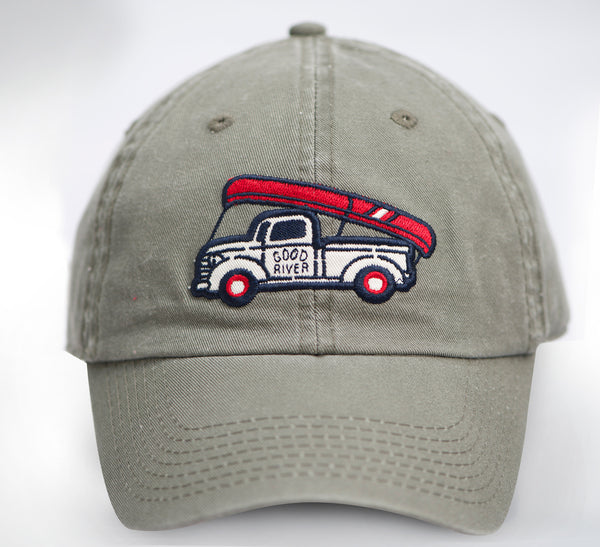 Good River Truck and Canoe Hat