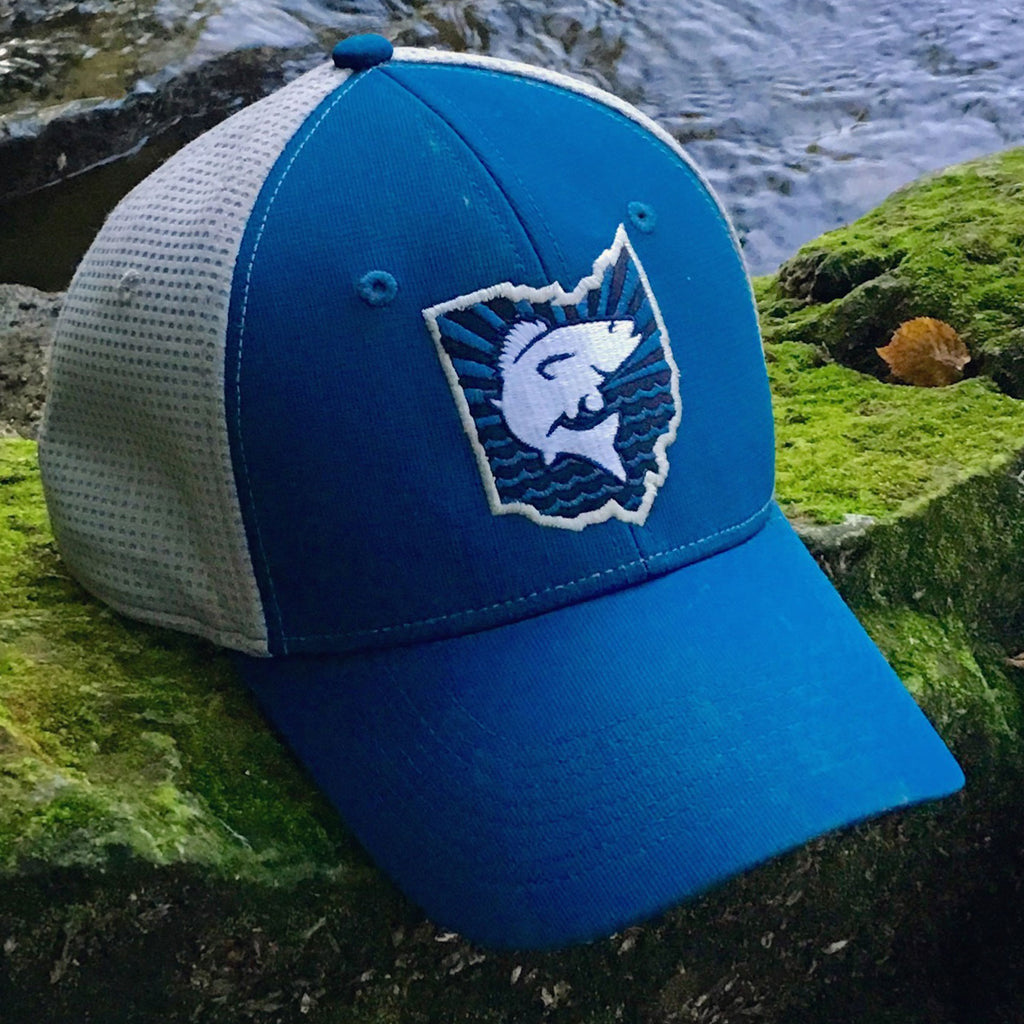 Ohio Performance Fish Hat