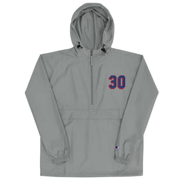 30 • Embroidered Champion Packable Jacket