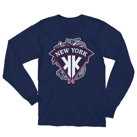 KK NYC • Long Sleeve T-Shirt
