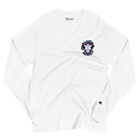 KK • Champion Long Sleeve Shirt