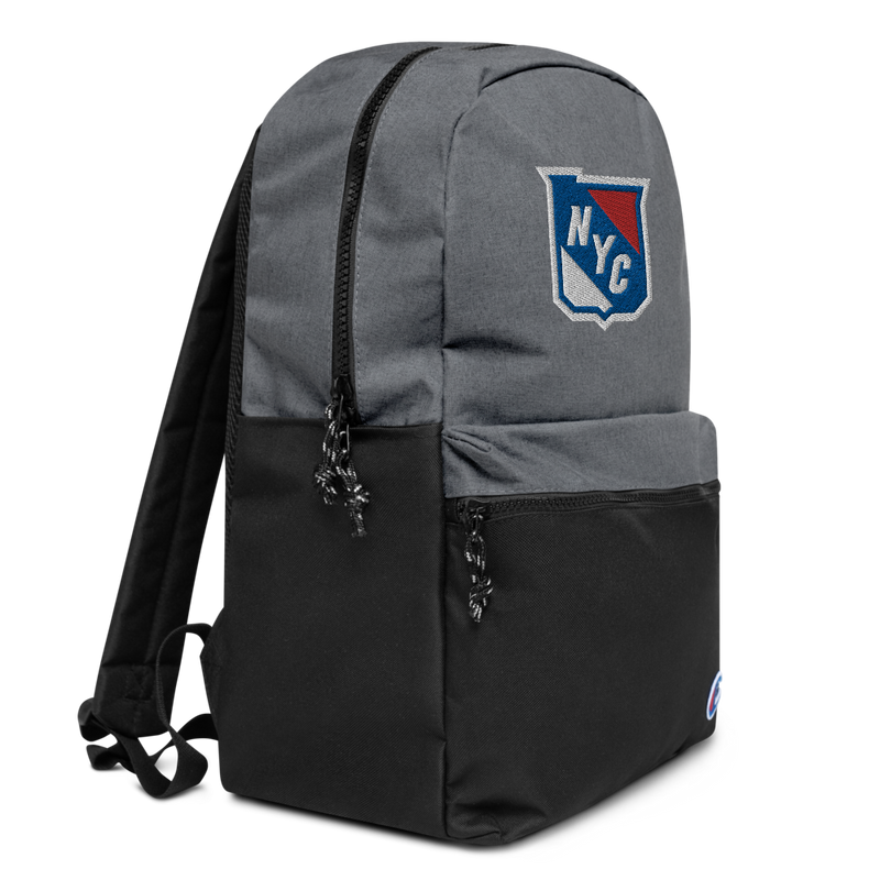 NYC Liberty • Embroidered Champion Backpack