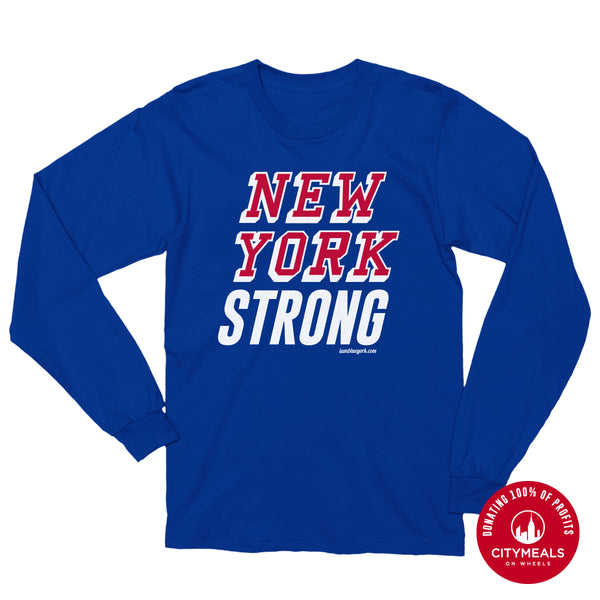 New York Strong • Long Sleeve