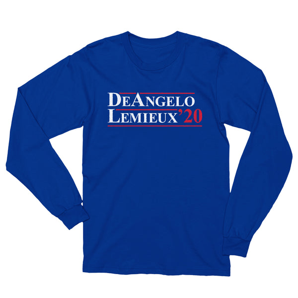 DeAngelo, Lemieux '20 • Long Sleeve