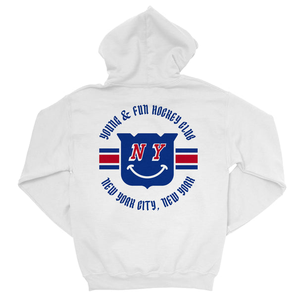 Young & Fun Hockey Club • Hoodie