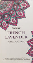 Load image into Gallery viewer, Goloka Natural Aromatherapy Oils | 10 ml Bottle | For Diffuser
