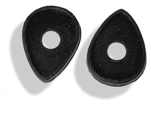 Rubber gasket for Lucas style mirrors (Pair) - CME063