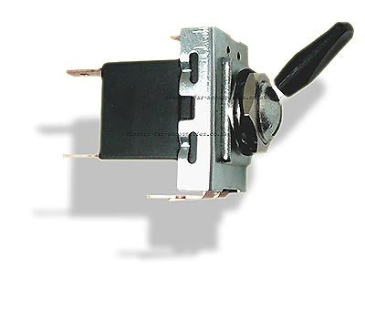 Lucas type 31788 headlight switch with 5 terminals