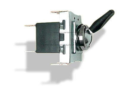 Lucas type 35927 headlight switch with 6 terminals