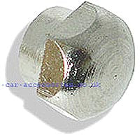 Tex domed nut only (M91422C)