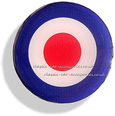 Red, white and blue 65mm Roundel - CXW1016