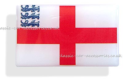 St. George Flag of England 47 x 27mm - CXB015