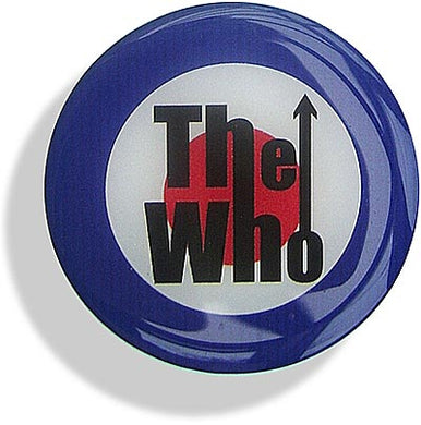 The WHO red, white and blue 65mm Roundel - CXW10162