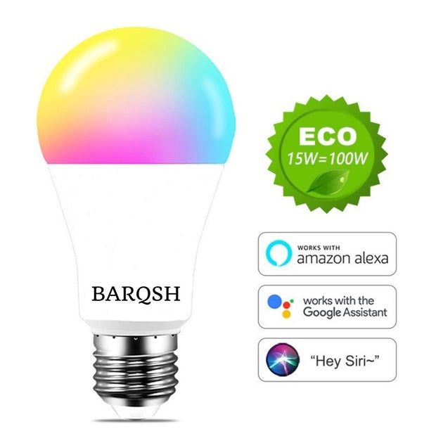 LED Light Bulb Smart