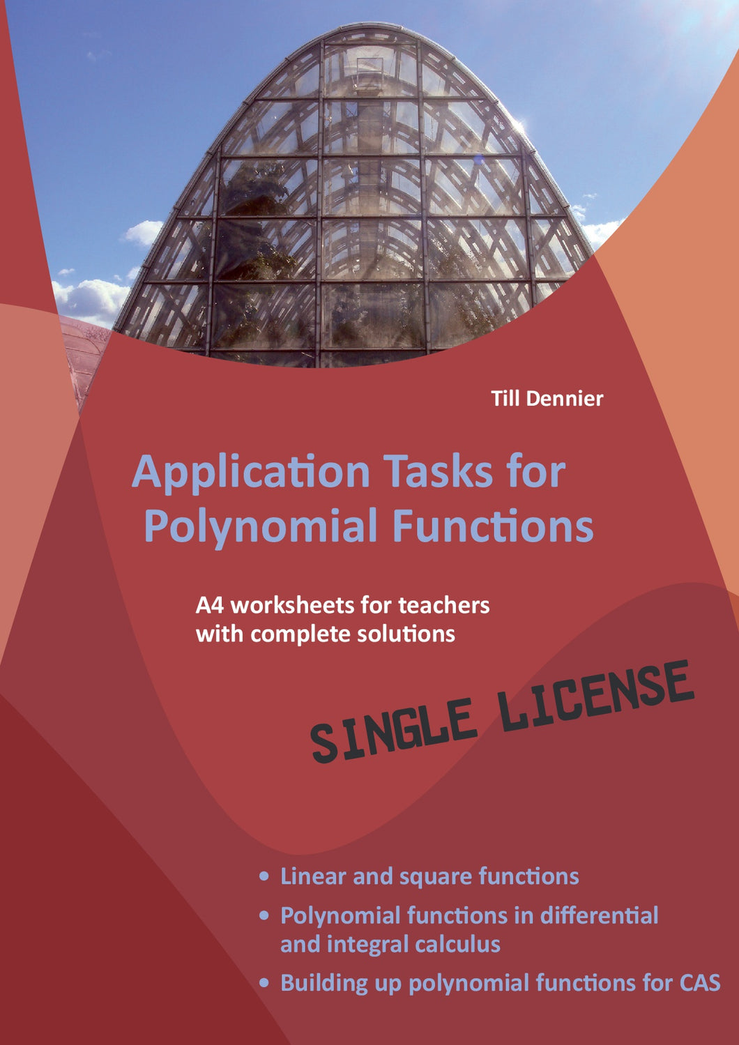 AzP-EN - Application Tasks for Polynomial Functions - eBook