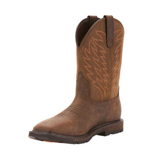 Ariat Groundbreaker H2O Wide Square Toe Boot