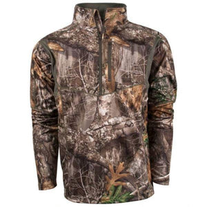 King's Camo Men's Hunter 1/4 Zip Pullover