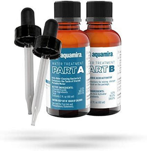 Aquamira Water Treatment w/droppers