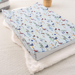 Butterfly Garden Anti Roll Wedge Mat