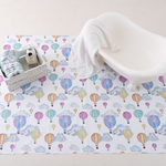 Balloon Festival Splash Mat | The Gilded Bird | Baby Changing Mats | Buy Changing Mats Online | Buy Splash Mats | Splash Mats
