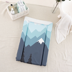 Blue Mountains Flat Mat - The Gilded Bird UK