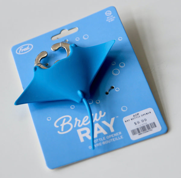 Ray Bottle Opener
